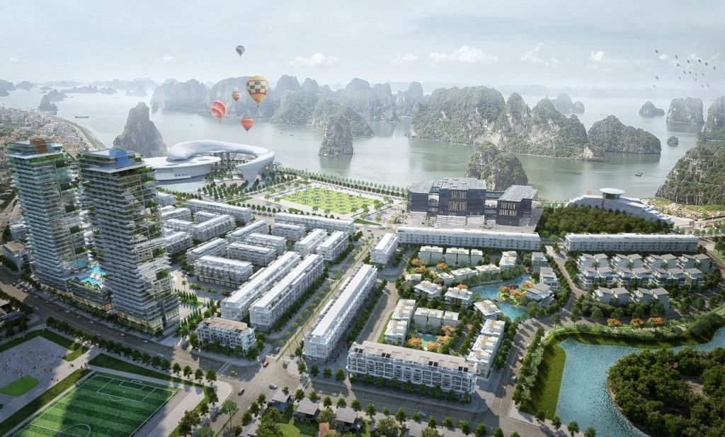 Dự án Green Dragon City